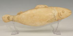 Bronze Age - Anatolia Alabaster Fish
