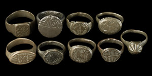 Medieval Ring Collection