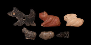 Western Asiatic Mesopotamian Amulet Collection