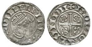 Norman Coins - William I - London / Edwi(ne) - Profile Right Penny