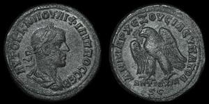 Roman Empire - Philip I or II - Tetradrachm - Antioch