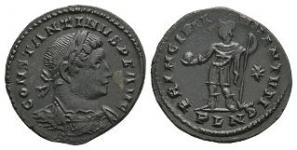 Ancient Roman Imperial Coins - Constantine I (the Great) - London Follis