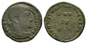 Roman Imperial Coins - Constantine I (the Great) - Inscription Bronze