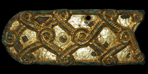 Early Medieval - Khazar Strap Fitting