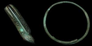 Viking Period - Twisted Bronze Torc
