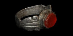 Roman - Silver Military Ring