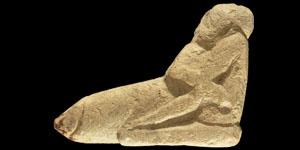 Roman - Stone Phallic Figurine