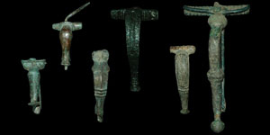 Roman - Group of Six Bronze Brooches
