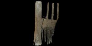 Viking - Wood Comb