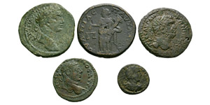 Ancient Roman Imperial Coins - Mixed Issues - Antoninianus and Bronzes [5]