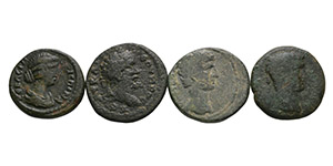 Ancient Roman Provincial Coins - Mixed Issues - Bronzes [4]