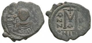 Heraclius - Follis