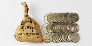 English Milled Coins - Elizabeth II - 1967 - Halfcrowns [75]