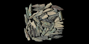 Tri-Finned Arrowhead Collection