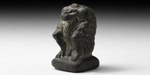 Sacred Baboon Figure