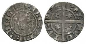 World Coins Scotland - Alexander III - Long Cross Penny