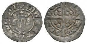 English Medieval Coins - Edward I - London - Long Cross Penny