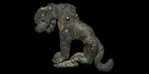 Roman Hyena Statuette