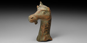 Antelope-Head Protome