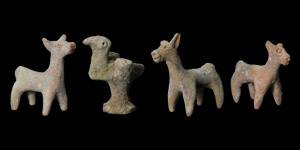 Terracotta Animal Collection