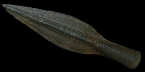 Late Bronze Age - Large Socketted Spearhead