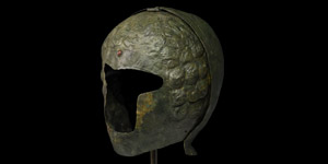 Roman Pfrondorf Type Cavalry Sports Helmet