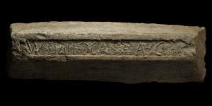 Roman Lead Ingot