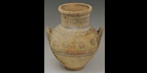 Cypro-Archaic I - Bichrome Ware Vessel
