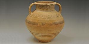 Cypro-Archaic I - Bichrome Ware Amphora