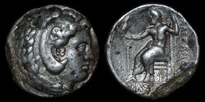 Greece - Macedonia - Alexander III - Tetradrachm