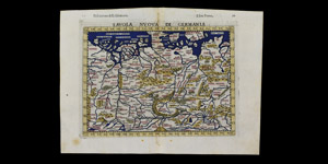 Germany Map from Ruscellis Geografia