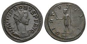 Ancient Roman Imperial Coins - Probus - Virtus Antoninianus