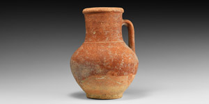 Roman Handled Storage Vessel