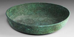 Etruscan Ritual Bowl