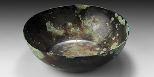 Roman Decorated Bowl