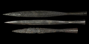 Viking Spearhead Collection