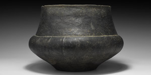 Large Bronze Age Vessel