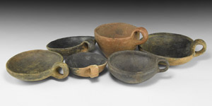 Bronze Age and Later Vessel Group