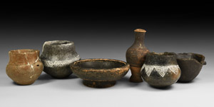 Bronze Age and Other Vessel Group