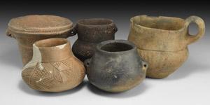 Bronze Age Vessel Group