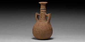 Bronze Age Amphora-Shaped Vessel