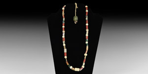 Roman Necklace Bead String