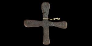 Large Viking Cross Ingot