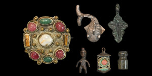 Post Medieval and Other Artefact Collection