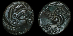 Celtic - Amorica - Billon Stater