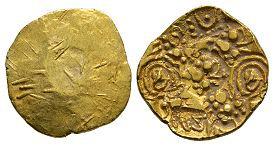India - Yadavas of Devagiri - Gold Pagoda