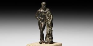 Figure of Hercules
