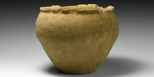 Terracotta Storage Vessel