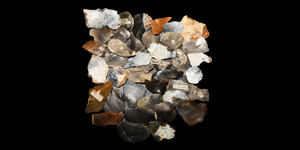 Historic British Scraper and Other Flint Tool Collection