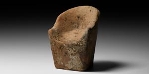 Terracotta Chair